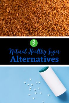 Are You Looking To Ditch Sugar? Or Maybe You're Looking To Cut Down? Or Maybe You Want To Try To Find Something Healthier? Healthy Sugar Alternatives, Food Substitutions, Hip Pain, Central Nervous System, Brain Food, Natural Sugar, Food Trends, Coconut Sugar