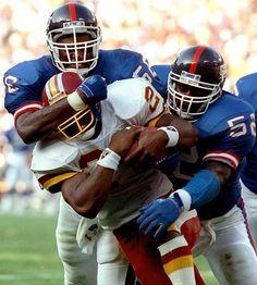 Lawrence Taylor, New York Giants