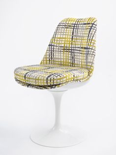 Shop the best selection of Knoll furniture and KnollTextiles online. Find modern furniture for the living room, dining room, home office and outdoors. Tulip Chair, Tulip Table, Upholstered Swivel Chairs, Chair And Ottoman, Home Office Furniture, Modern Furniture, Knoll Chairs, Brown Leather Recliner Chair, Modern Dining Chairs