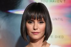 Nina Dobrev's Hairstylist Dishes on the Best Way to Grow Out a Bob