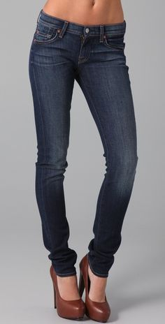 7 For All Mankind Skinny Jeans $125.30,,,,,Gosh, if I only had $125.30...Oh Well.......