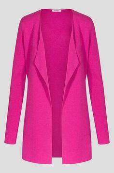 Cardigan Blazer, Polyvore, Clothes, Fashion, Fashion Styles, Woman Clothing, Chic, Knit Jacket, Jackets