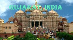 Known to have a rich #cultural and #historical #heritage, #Gujarat is also called 'Jewel of the Western #India'.  #VacationTravel #Travel