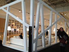 The Studio Harrods visits Maison & Objet - Ligne Roset Stand