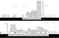 Badel Block Complex Proposal / WAU Design Badel Block Complex Proposal (11) – ArchDaily