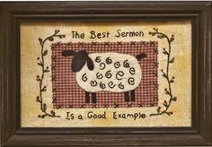 Best Sermon Sampler - Kruenpeeper Creek Country Gifts