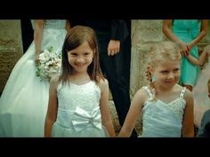 LEONTÝNKA A HELENA HAMPLOVÁ - Sluníčko - YouTube Girls Dresses, Flower Girl Dresses, Wedding Dresses, Youtube, Fashion, Dresses Of Girls, Bride Dresses, Moda, Bridal Gowns