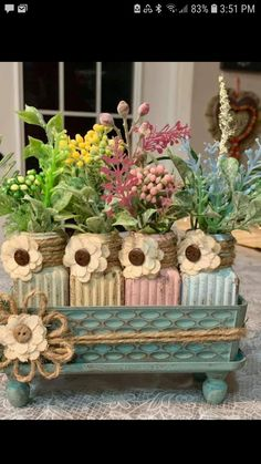 Dollar Tree Decor, Dollar Tree Store, Dollar Tree Crafts, Dollar Stores, Easy Diy Room Decor, Diy Bathroom Decor, Diy Garden Decor, Mason Jar Crafts, Bottle Crafts