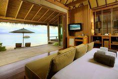 Thailand, Koh Tao:  Sängynpohjalta suoraan terassille, rannalle ja uimaan. Tämä on lomailua parhaimmillaan!    #the_haad_tien_beach_resort  http://www.finnmatkat.fi/Lomakohde/Thaimaa/Koh-Tao/The-Haad-Tien-Beach-Resort/?season=talvi-13-14