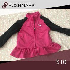 Toddler Puma jacket Excellent condition Puma Jackets & Coats Blazers
