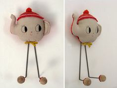 misako mimoko: Teapot Wall Hangers -Made To Order
