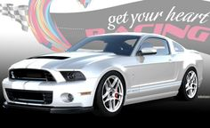 2013 Ford Mustang Shelby GT500 Boasts 662 Horsepower   http://www.classicins.com/contact/blog/june-2012/2013-ford-mustang