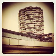 Number One Croydon - The Building Croydon, South London, Number One, Surrey, Pisa, Tower, Friends, Building, Travel