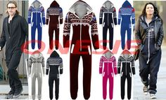 ONESIE AZTEC Print Zip Up All In One Mens Womens Nordic Jumpsuit Playsuit UNISEX  HIGH QUALITY CELEBRITY FASHION 4 HALF PRICE ! 8-14 SALE