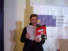 Paola Gallegos lee EPI