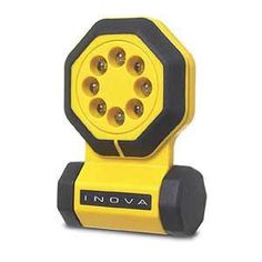 Inova 24/7 APY1 24/7 8-Function Free Standing LED Flashlight, Yellow - Amazon.com seems like one of the more useful lights you could have around the house.