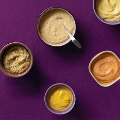 6 DIY Mustards - Homemade Mustard Recipes - Sunset