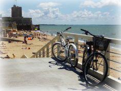 #Sport #Velo #Vacances #Ete #Baignade #Fouras #Fort #Vauban #RochefortOcean Charente Maritime Poitou Charentes