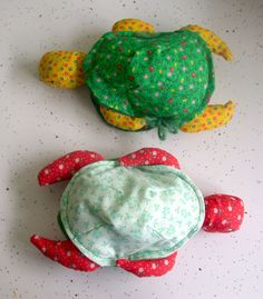 Turtle sewing tutorial