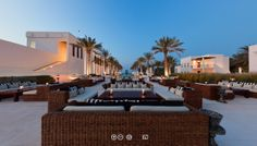 360° Virtual Tour | The Long Pool | The Chedi Muscat | Luxury Hotels Oman | Panoramic Tour