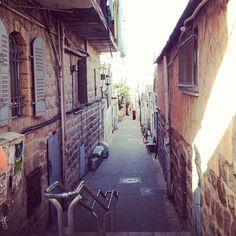 Nachlaot - my neighbourhood