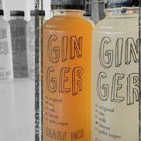 GINGER (minuman jahe)