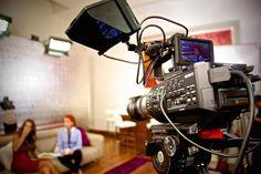Filmando con la cámara sony f700