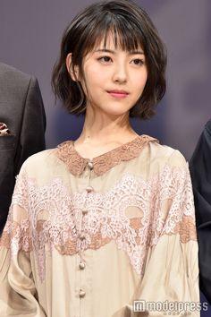 (画像2/40) 菅田将暉、舘ひろしが才能に嫉妬「初めて男に…」「天才です」<アルキメデスの大戦> Japanese Beauty, Asian Beauty, Short Hairstyles For Women, Girl Hairstyles, Japan Hairstyle, Cute Kawaii Girl, Prity Girl, Japan Girl, Girl Short Hair