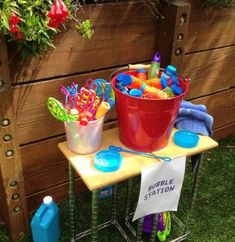 Kids party activities 7 Affordable Activity Ideas for First Birthday Parties Backyard Birthday Parties, Summer Birthday, Birthday Fun, First Birthday Parties, First Birthdays, First Birthday Activities, Party Summer, Kid Party Activities, 1st Birthday Party Ideas For Boys