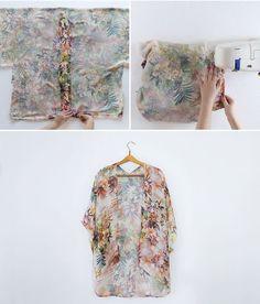 NEBİHAN AKÇA: Kimono