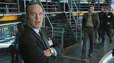 Agent Coulson is pretty badass