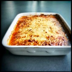 Zucchini Lasagne, Risotto, Pasta, Bolognese, Soul Food, Lasagna, Banana Bread, Macaroni And Cheese, Ethnic Recipes