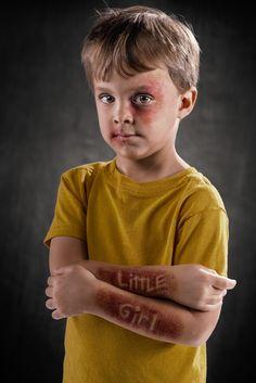 "abuso verbal - ""garotinha"""