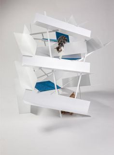 5 | 14 Impossibly Chic Cat Houses | Co.Design | business + design