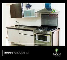 Modelo Rosslin Sobre Diseño, Calidad e Innovación en Cocinas
