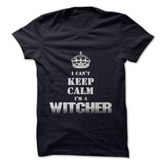 I'm a WITCHER T-Shirt Hoodie Sweatshirts ooa. Check price ==► http://graphictshirts.xyz/?p=52716
