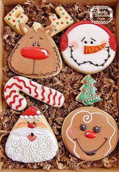 131 Best Reindeer Cookies Images In 2019 Reindeer Cookies Cookies