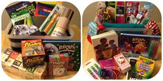 ideas for operation christmas child gift boxes #OCC #operationchristmaschild