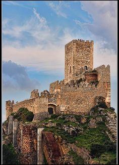 Spain - Castillo de Almansa, Albacete