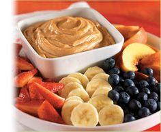 Peanut Butter and Yogurt Dip | Recipe Ripper