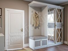 European Closets by Design – Closet Design Flur Design, Hall Design, Home Decor Furniture, Bedroom Furniture, Furniture Design, Wardrobe Door Designs, Closet Designs, Bedroom Closet Design, Room Ideas Bedroom
