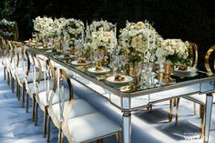 WedLuxe– Earthly Paradise | Photography By: MPSG Weddings Follow @WedLuxe for more wedding inspiration!