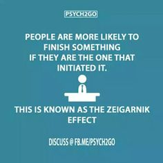 Who initiates is key...