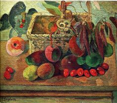 Paul Gauguin (1848-1903) Still life