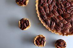 Pecan Pie (sin gluten)