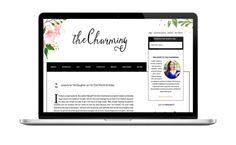The Charming web design