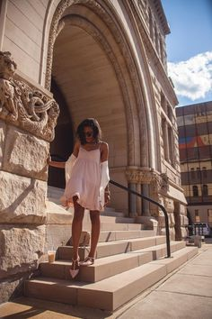 Fall Like Blushing | Live Love and Read | blush dress outfit, fall 2015 outfits