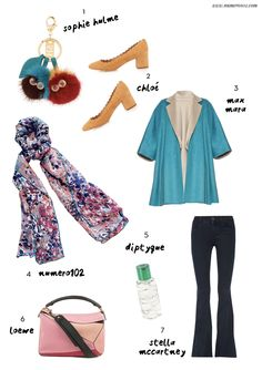 How to style the Jardin Reversible Pure Silk Chiffon Scarf – Numero102
