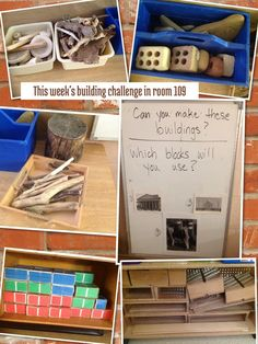 Can You Build These Buildings? Which blocks will you use- kids connect (KinderFynes) on Twitter