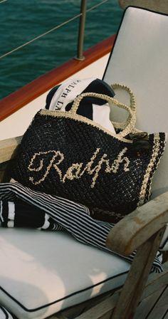 Resort-ready accessories from Ralph Lauren Spring '16